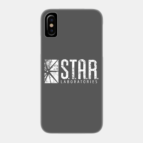 brand new 7d90b d8c99 The Flash Phone Cases and Star Labs Logo Designs | TeePublic