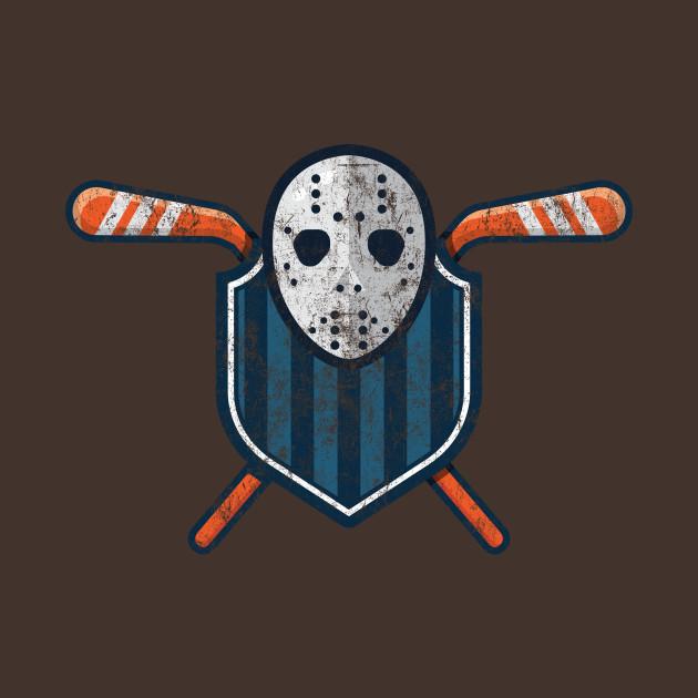 Retro Ice Hockey