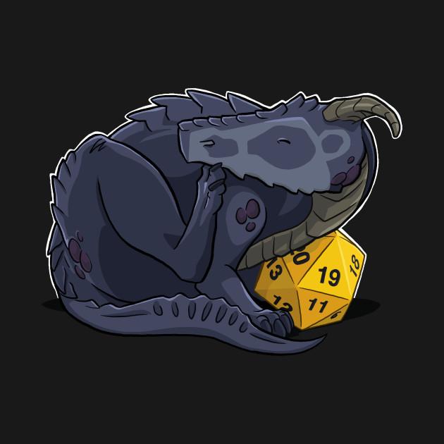 Black Dragon - D20