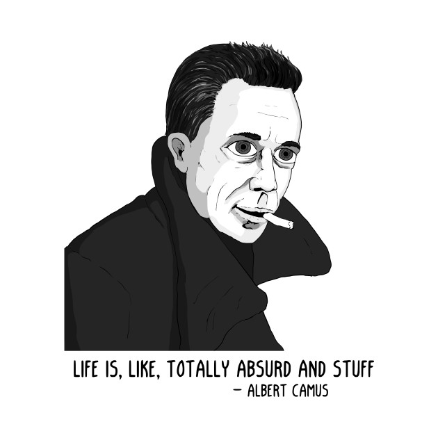 Camus BW