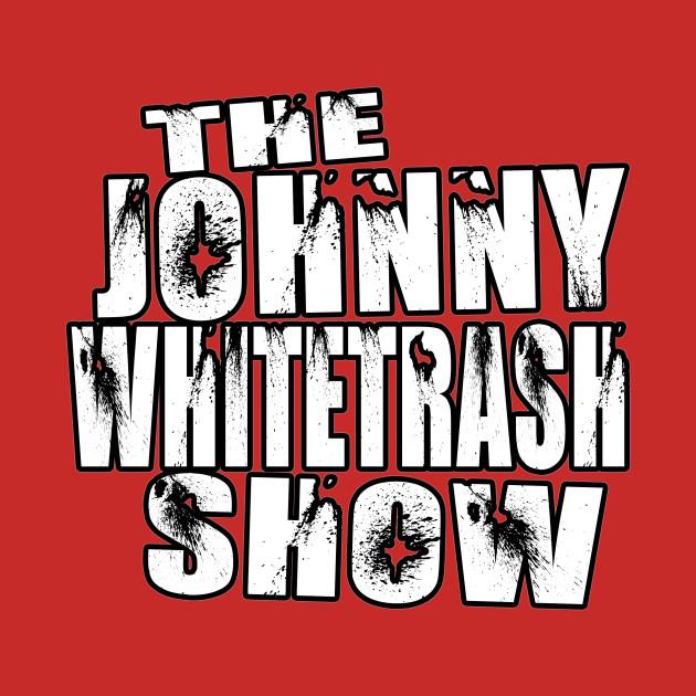 The Johnny Whitetrash Show - Splatter Logo