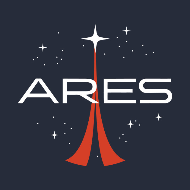 Project ARES Mission Patch
