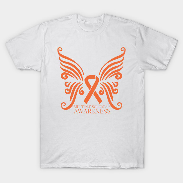 a111554f MS Awareness - Ms Awareness - T-Shirt | TeePublic
