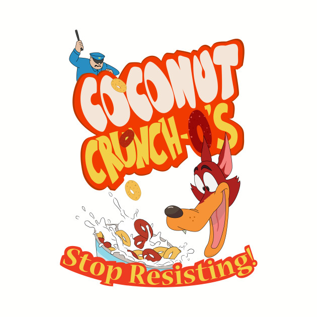 Coconut Crunchos