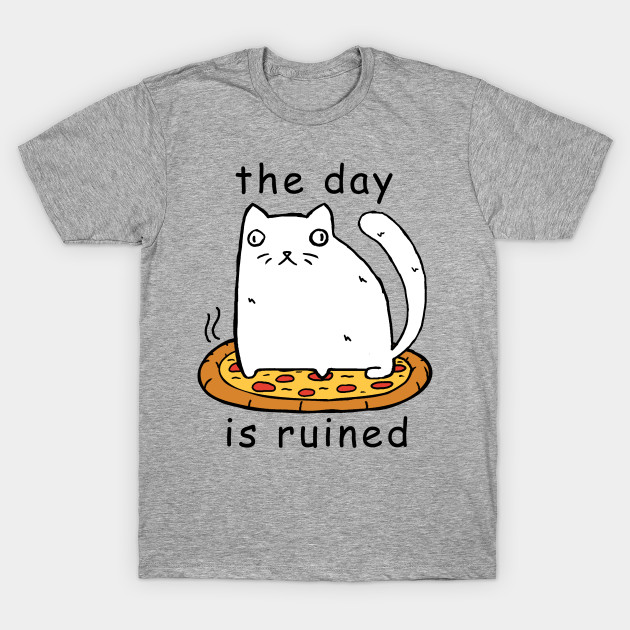 Rasabi Cat - The Day is Ruined