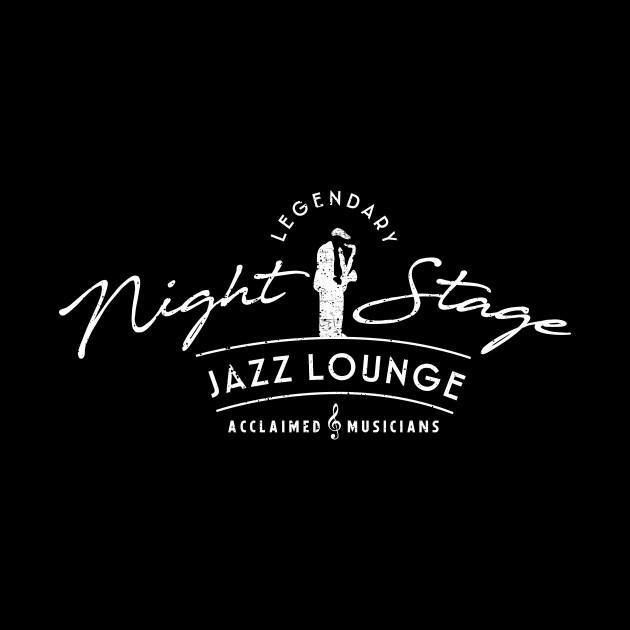 Jazz Cat Theme Jazz Club