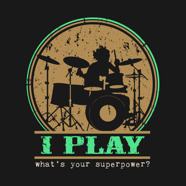 I Play.  What's Your Superpower?