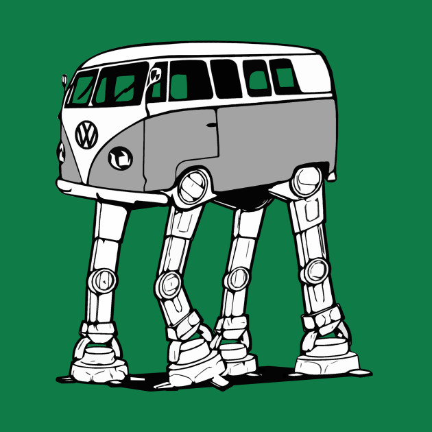 VW AT-AT Imperial Walker