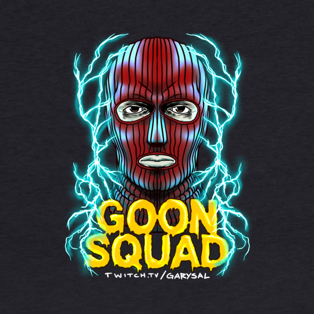 Garysal Official Goon Squad Shirt