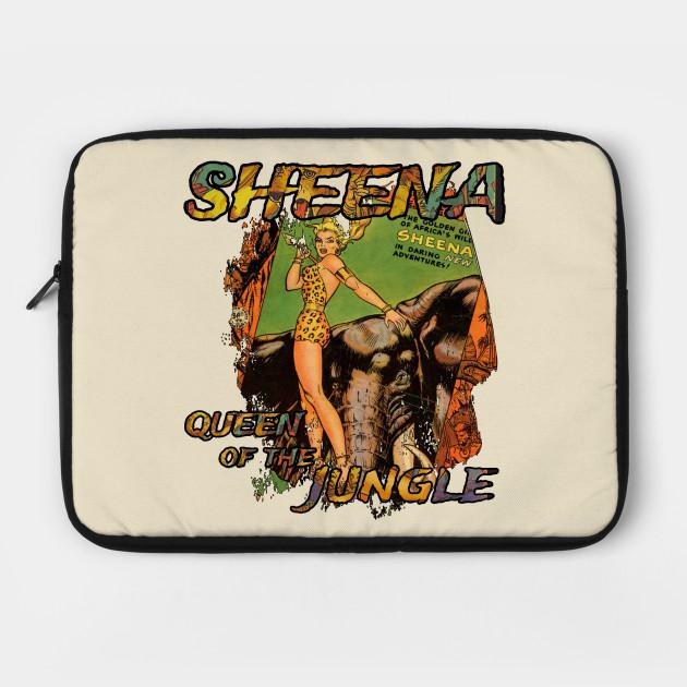 Sheena - Queen of the Jungle