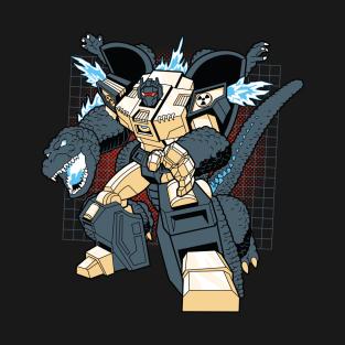 Grimzilla t-shirts