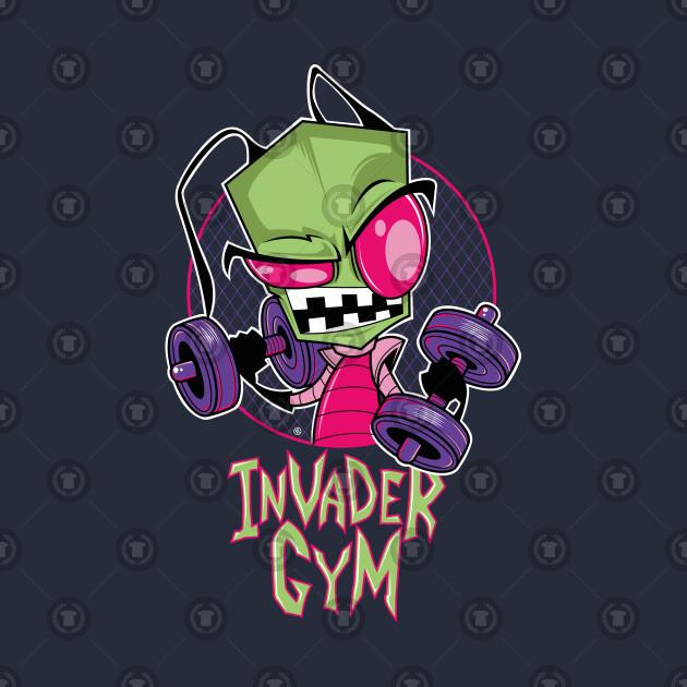 INVADER GYM