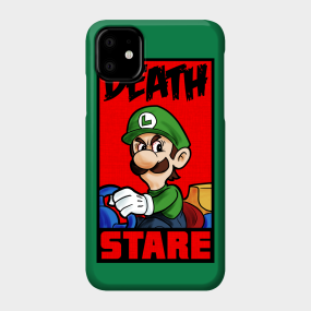 Luigi Death Stare Phone Cases Iphone And Android