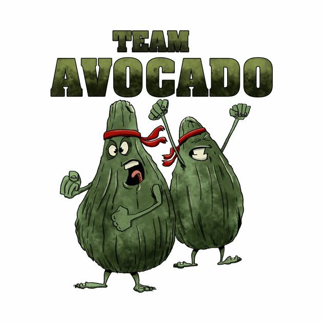 Team Avocado