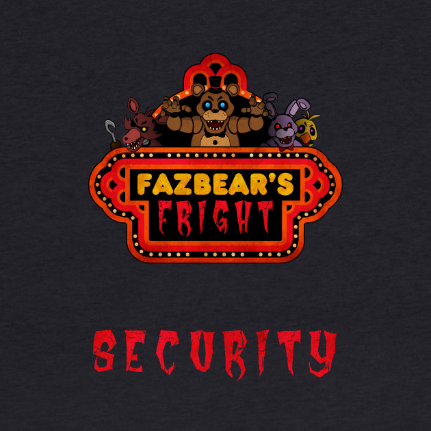 Five Nights at Freddy's - Fazbear's Fright Security