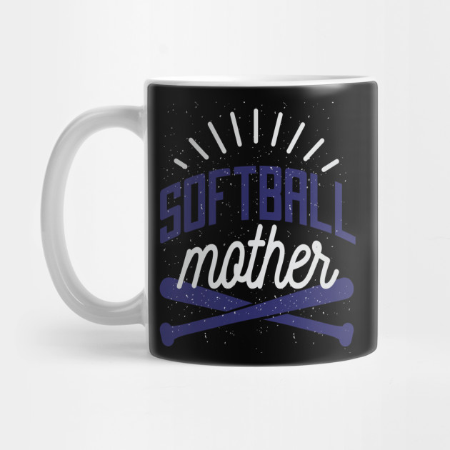 Softball Mother Mug