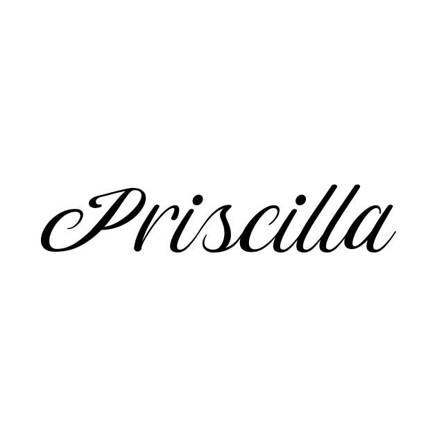 Name Priscilla