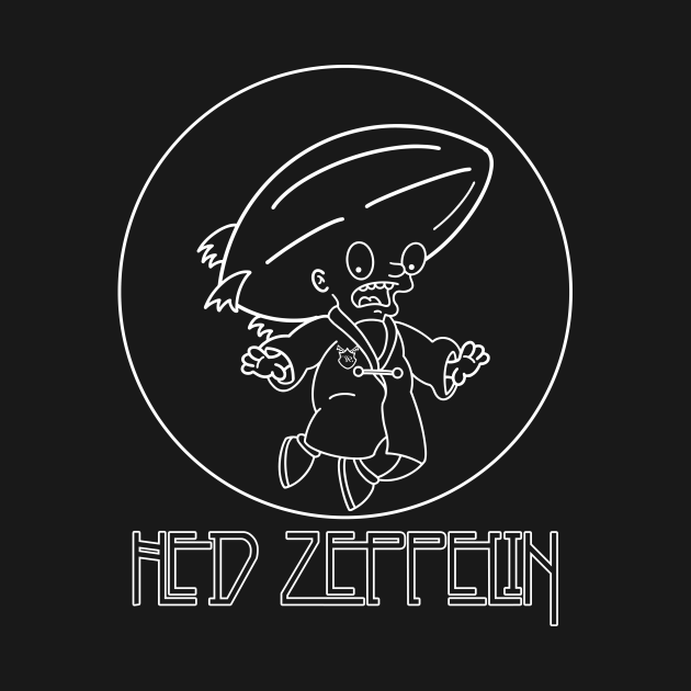 Hed Zeppelin - White