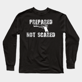 32ba7d1db Pro Gun Long Sleeve T-Shirts | TeePublic