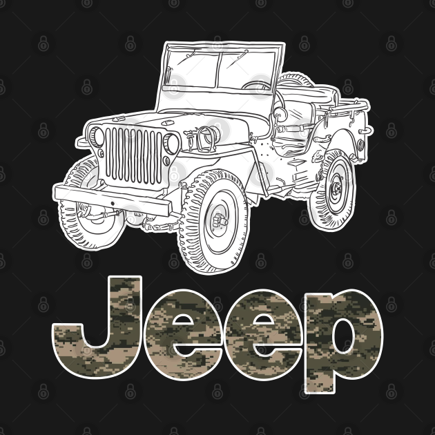 JEEP - General Purpose 1/4Ton Truck