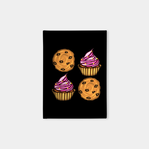 Double Cookie and double Cupcake