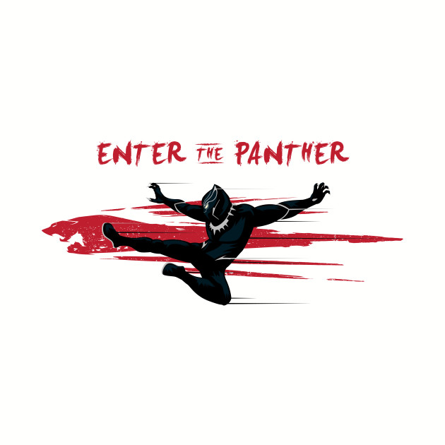 Enter the Panther