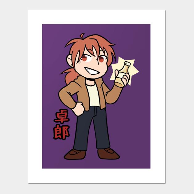Ao Oni Game Ver Takuro Ao Oni Posters And Art Prints Teepublic