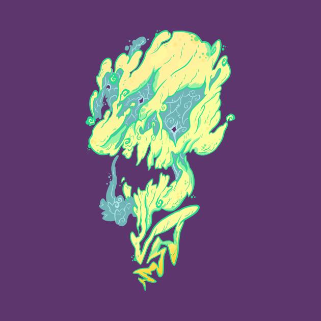 gas skull