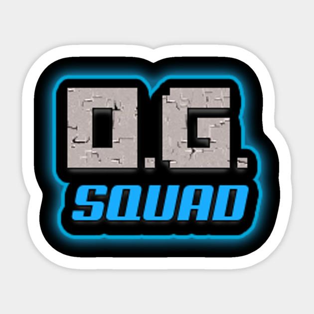 OG Squad Logo