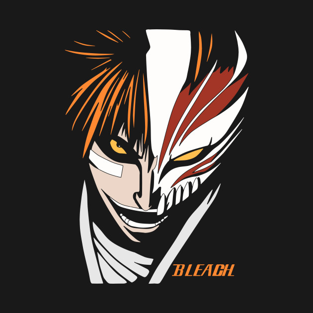 Ichigo Bleach Anime Ichigo T Shirt Teepublic