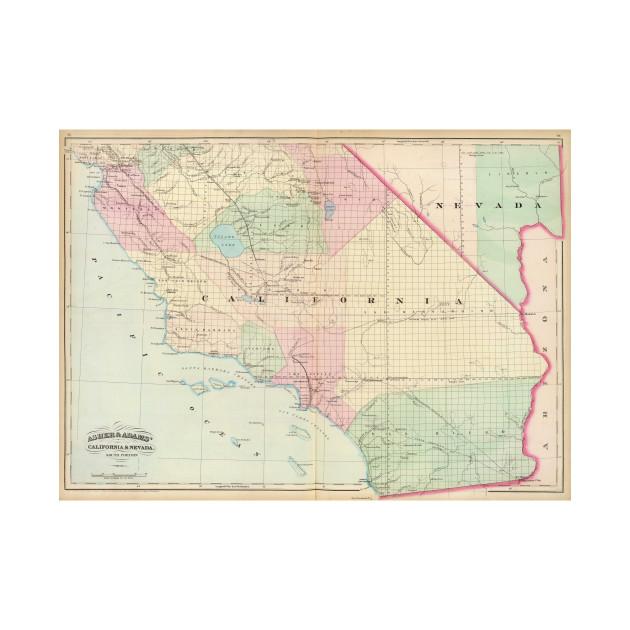 Kids Map Of California Il Fullxfull K Website Inspiration