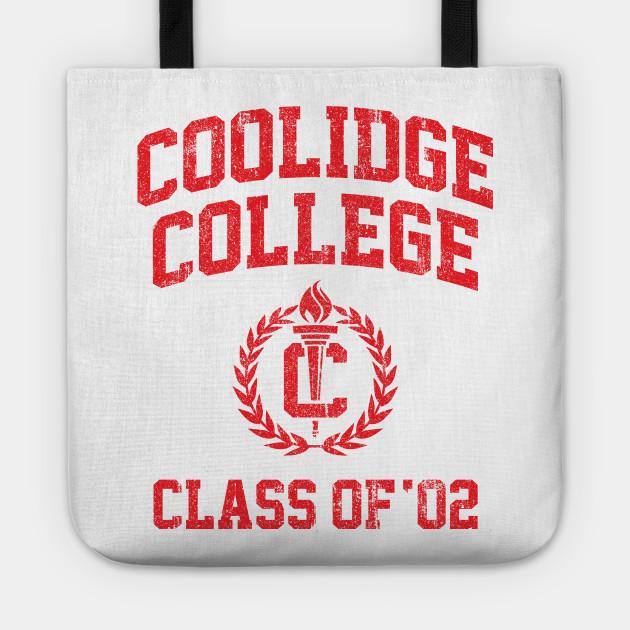 Coolidge College Class of 02 - Van Wilder (Variant)