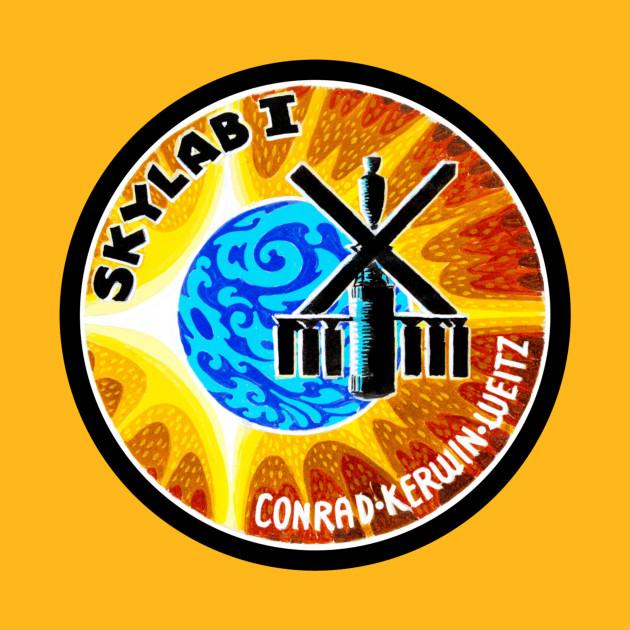 Nasa Skylab I Mission Logo