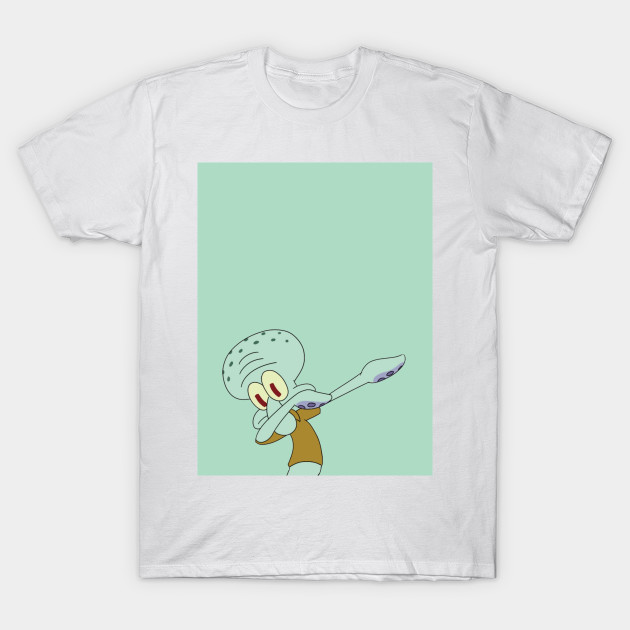 937052dcfbf Squidward Dab - Squidward Dab - T-Shirt