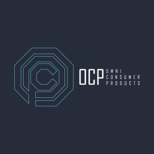Robocop - OCP t-shirts