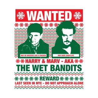 Wet Bandits t-shirts