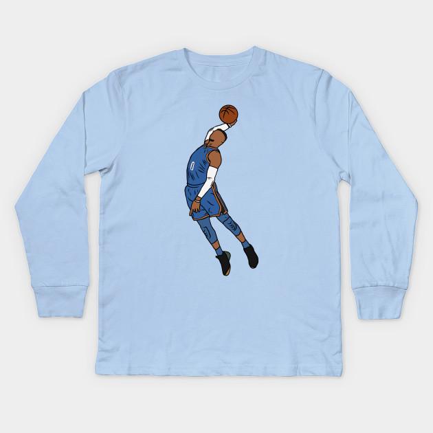 online retailer 1f57c 909bb Russell Westbrook Slam Dunk