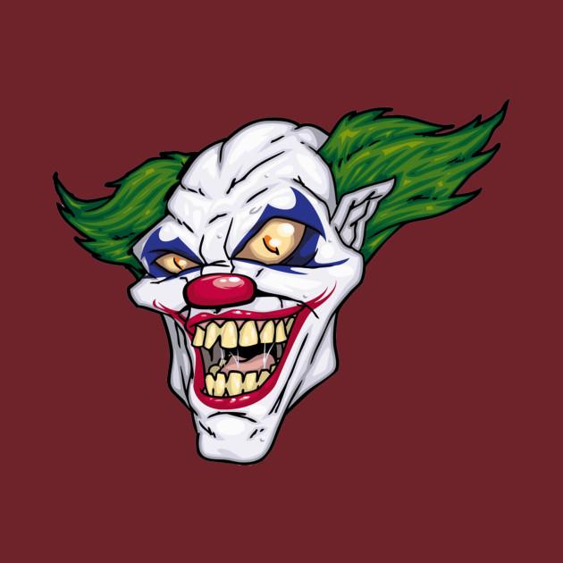 Cartoon Joker Face Joker Tote Teepublic