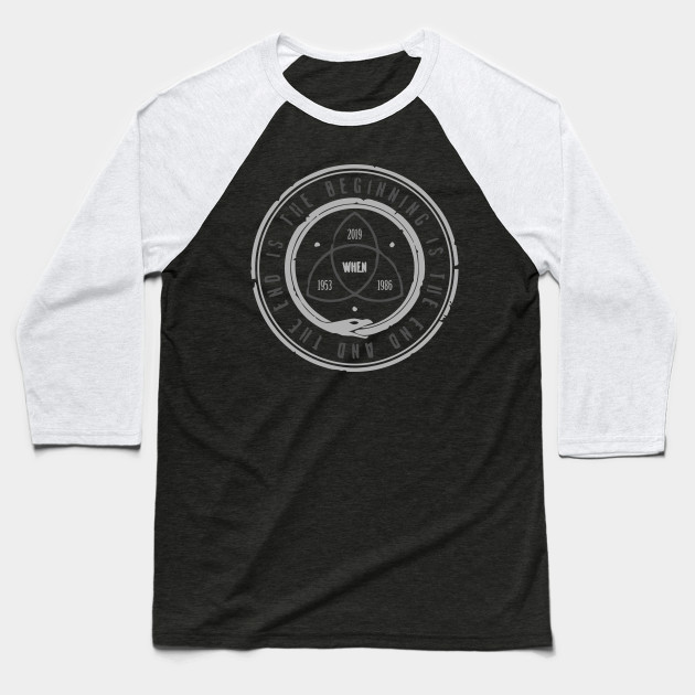 dark Baseball T-Shirt