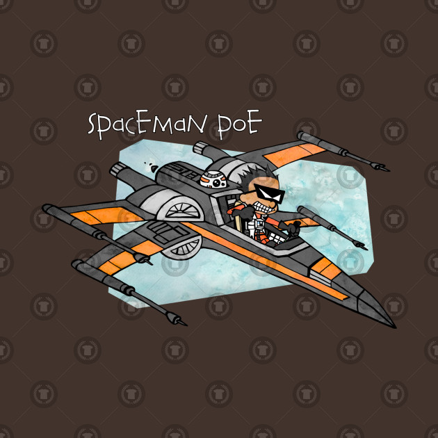 Spaceman Poe