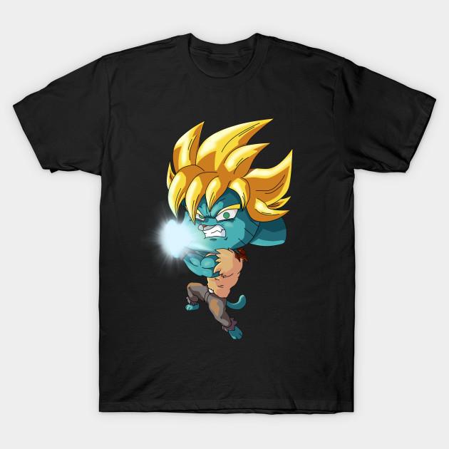 Gumball Super Saiyan Gumball Super Saiyan T Shirt Teepublic