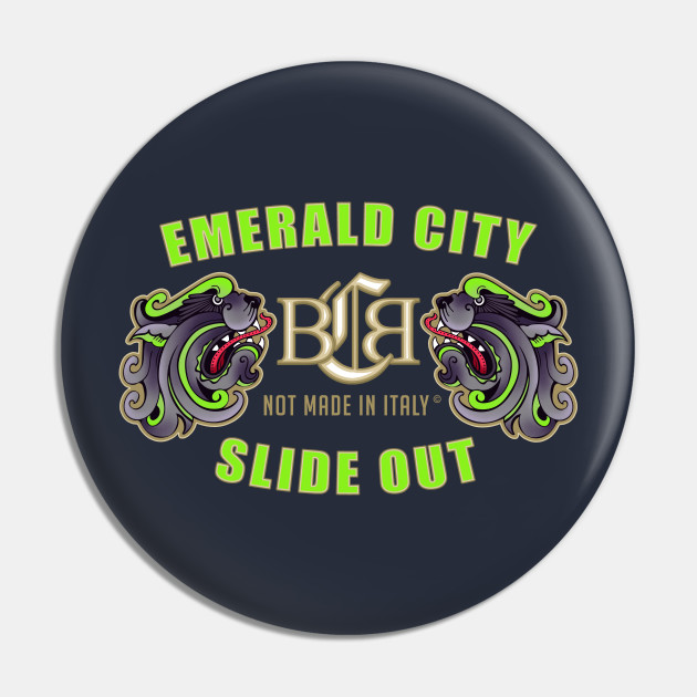 Emerald City Slide Out