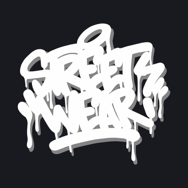 34a815fa Street Wear Graffiti Design - Streetwear - Baseball T-Shirt | TeePublic