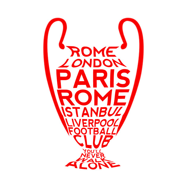 Liverpool European Cup Cities