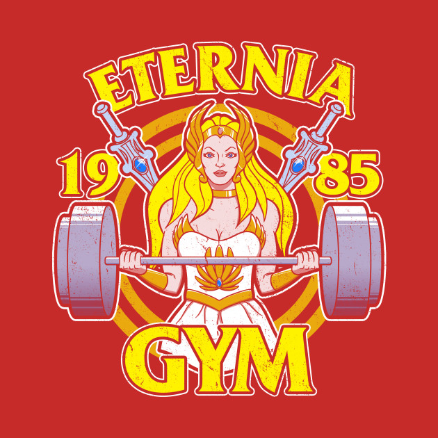 She-Ra Eternia Gym