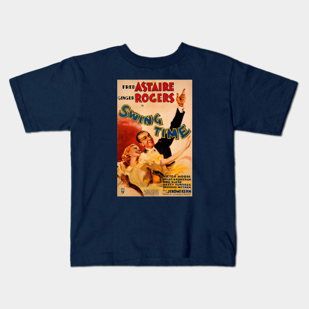 Fred Astaire And Ginger Rogers Fred Astaire Kids T Shirt Teepublic Au