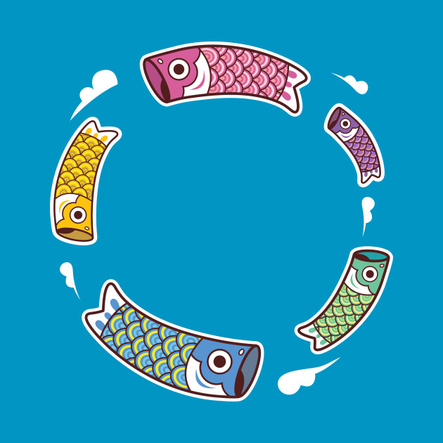 KOI FISH KAWAII