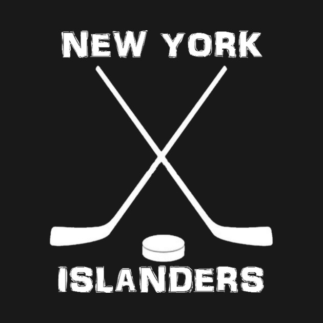 Crossed Sticks New York Islanders Brooklyn Edition