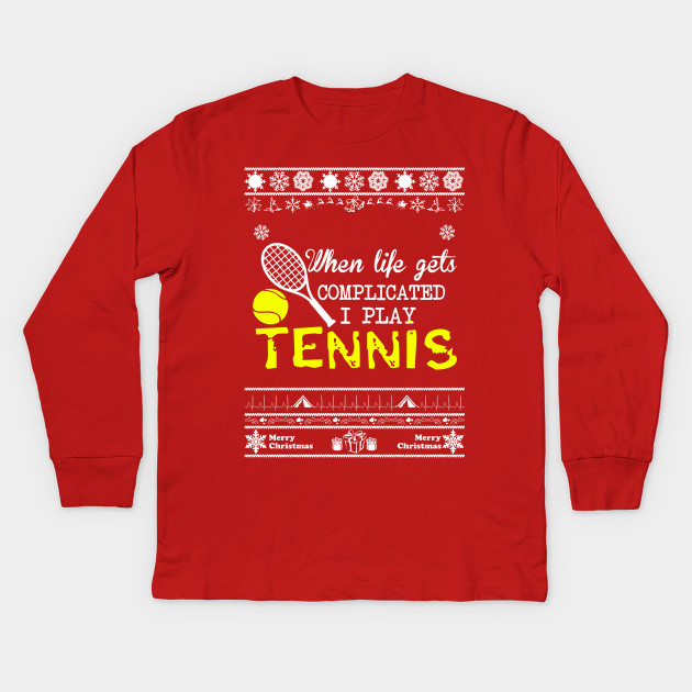 Merry Christmas Tennis