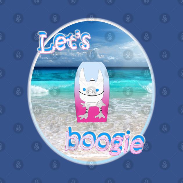 It's Electric! White Lothcat Boogie Woogie Woogie